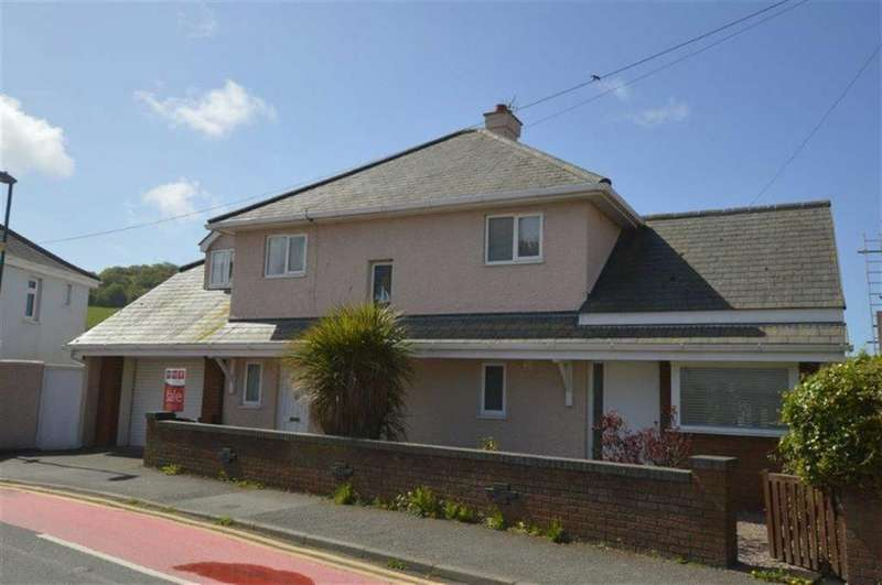 3 Bedrooms Detached House for sale in Gwernydd, Riverside Terrace, Aberystwyth, SY23