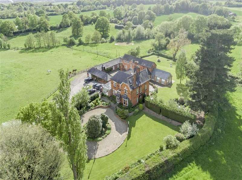 5 Bedrooms Detached House for sale in Hinckley Road, Leicester Forest West, Leicestershire