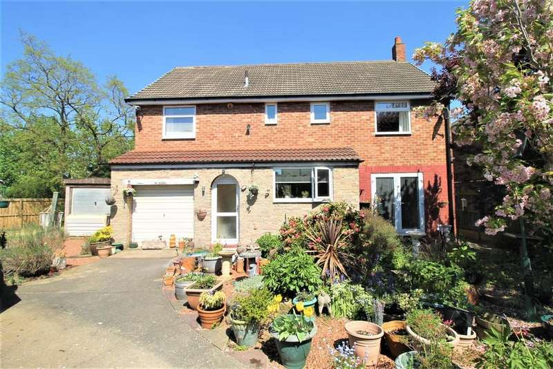 4 Bedrooms Detached House for sale in Amble View, Stockton-On-Tees
