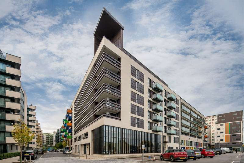 2 Bedrooms Flat for sale in Eagle Heights Waterside Way London