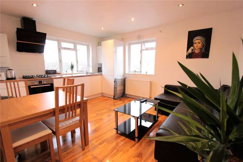2 Bedrooms Flat for sale in Cambridge Close London