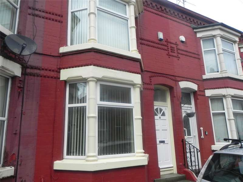 2 Bedrooms Property for rent in Hartwell Street Litherland