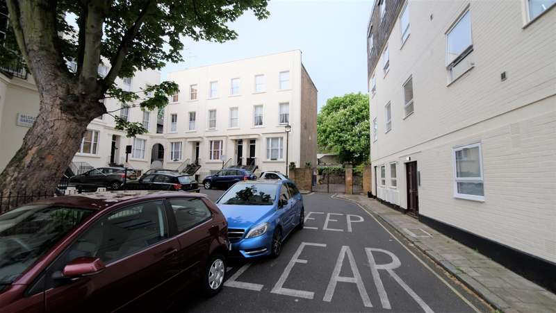 1 Bedroom Apartment Flat for sale in Belgrave Gardens, St John's Wood NW8