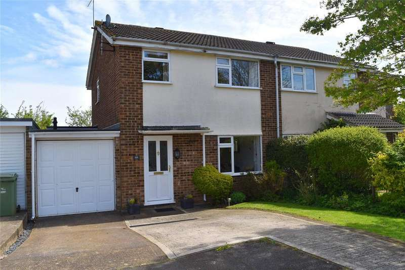 3 Bedrooms Semi Detached House for sale in Himley Green, Linslade