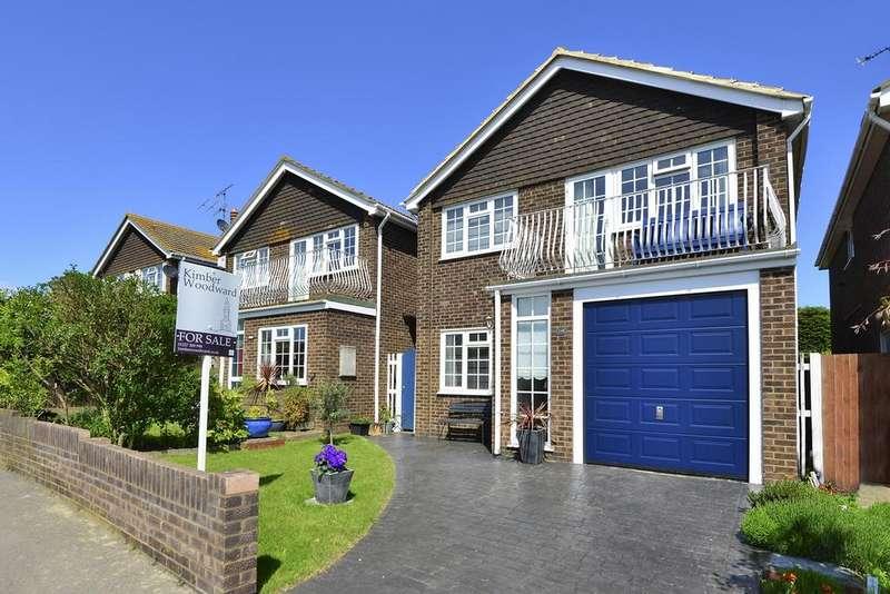 4 Bedrooms Detached House for sale in 191 Reculver Road, Beltinge, Herne Bay, Kent