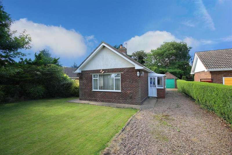 3 Bedrooms Detached Bungalow for sale in Sea Lane, Theddlethorpe, Mablethorpe