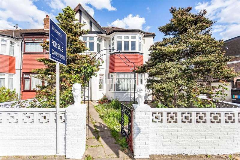 3 Bedrooms End Of Terrace House for sale in Connaught Gardens, London, N13