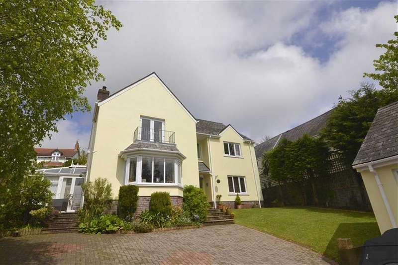 5 Bedrooms House for sale in Rivendell House, 13, Haytor Gardens, Tenby, Pembrokeshire, SA70