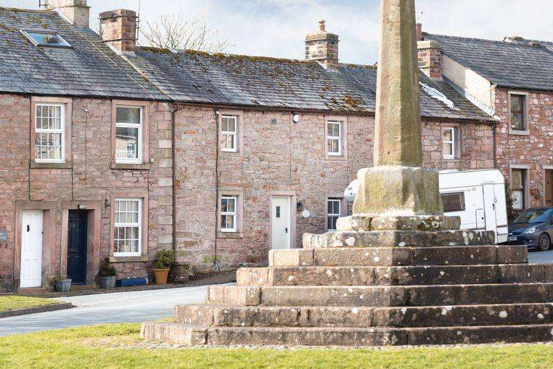 2 Bedrooms Terraced House for sale in Squirrel Cottage, 3 Berrier Road, Greystoke