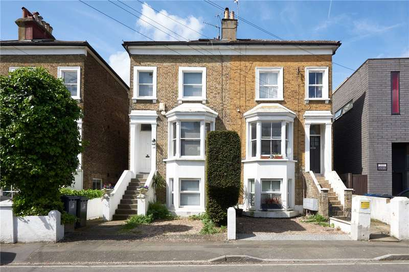 4 Bedrooms Semi Detached House for sale in Chapel Road, London, W13