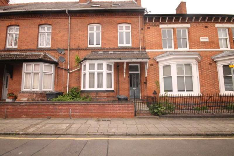 2 Bedrooms Flat for sale in Turner Street, City Centre LE1 6WY