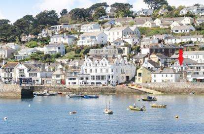 2 Bedrooms Flat for sale in St Mawes, Truro, Cornwall
