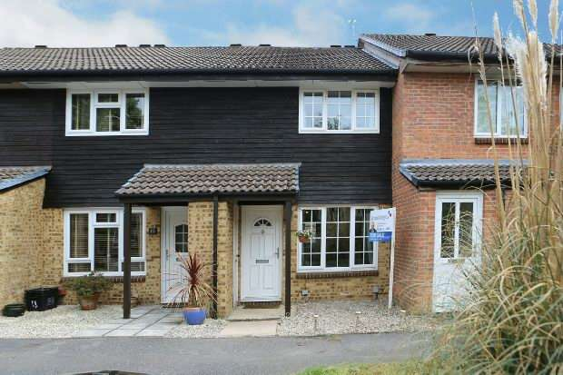 2 Bedrooms Terraced House for sale in Binbrook Close, Lower Earley, Reading