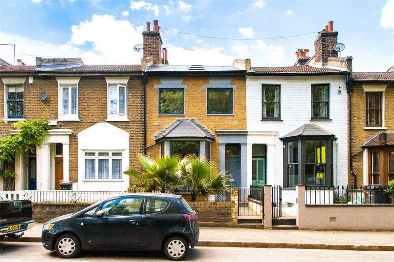 4 Bedrooms House for sale in Victoria Park Road, Hackney, E9