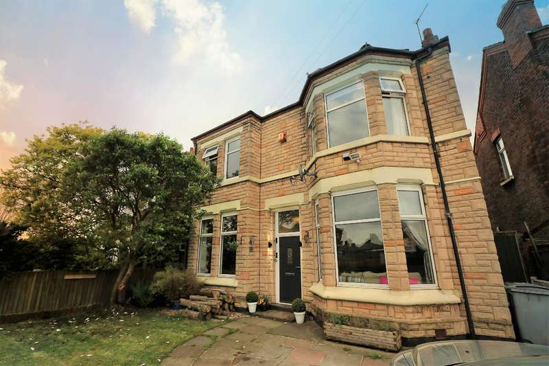 5 Bedrooms Detached House for sale in Serpentine, Wallasey, CH44 0AT