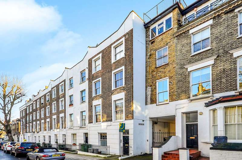 2 Bedrooms Flat for sale in Ainger Road, Primrose Hill, NW3