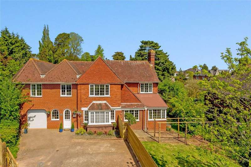 6 Bedrooms Detached House for sale in West Avenue, Exeter, Devon