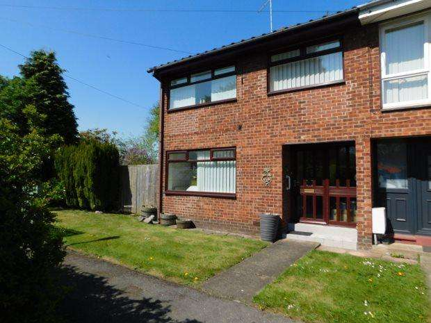 3 Bedrooms Terraced House for sale in THE HALLGARTH, DURHAM CITY, DURHAM CITY