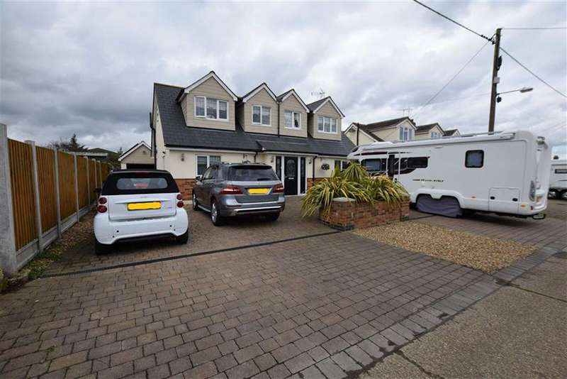 4 Bedrooms Detached House for sale in Martindale Avenue, Noak Bridge, Nr Billericay, Basildon, Essex