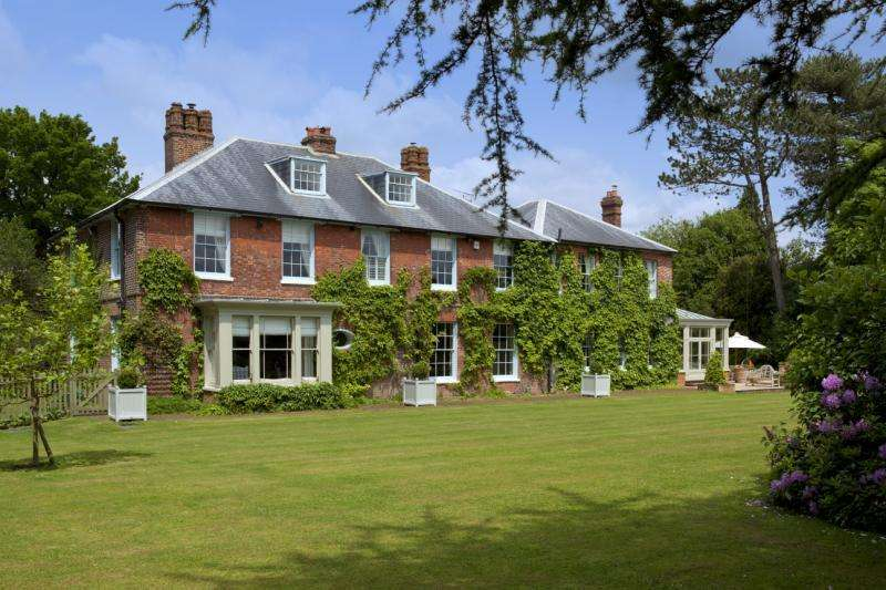8 Bedrooms Detached House for sale in Fairseat, Sevenoaks, Kent, TN15