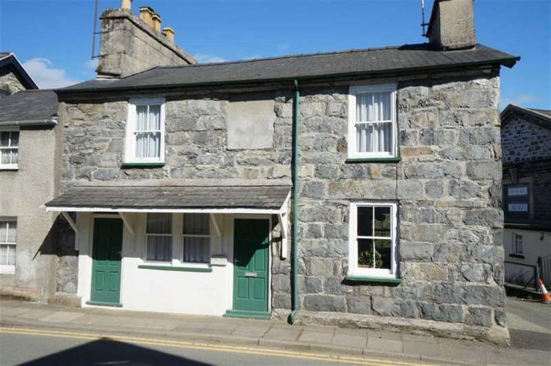 3 Bedrooms Terraced House for sale in Trefriw, Conwy