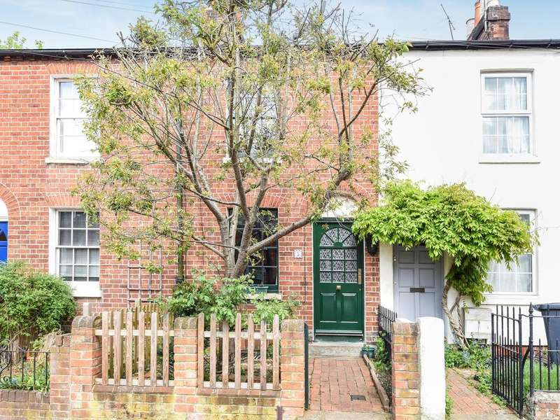 3 Bedrooms Terraced House for sale in St. Johns Street, Reading, RG1
