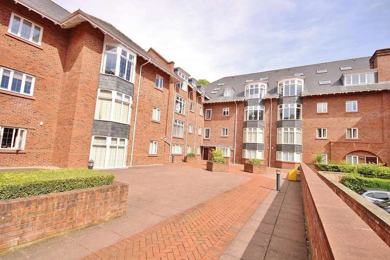 2 Bedrooms Apartment Flat for sale in Flat 38, Central Place, Station Road, Wilmslow