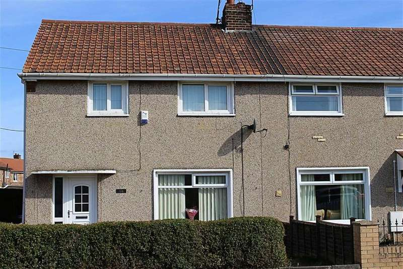 3 Bedrooms End Of Terrace House for sale in Aldridge Road, Park End