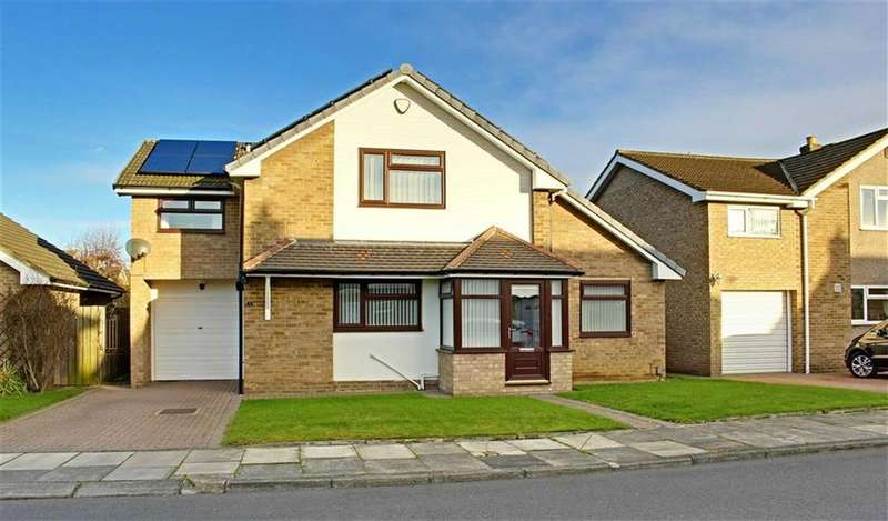 3 Bedrooms Detached House for sale in Teesgate, Thornaby