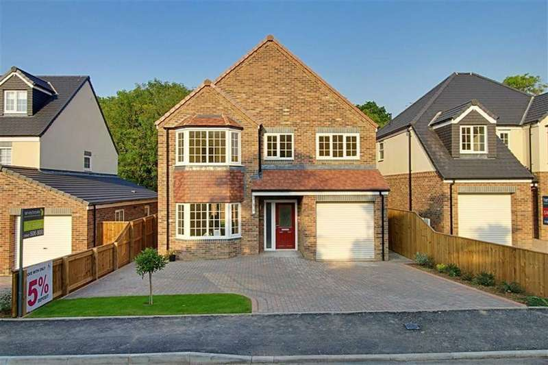 4 Bedrooms Detached House for sale in Milan Grove, Nunthorpe
