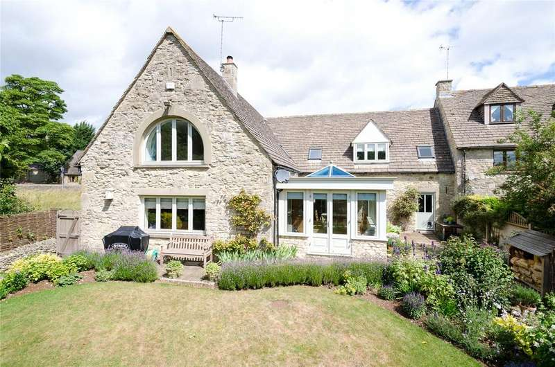 4 Bedrooms Semi Detached House for sale in Elkstone, Cheltenham, Gloucestershire, GL53