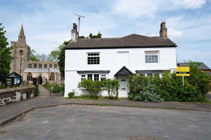4 Bedrooms Detached House for sale in Main Road, Wigtoft, Boston, Lincolnshire