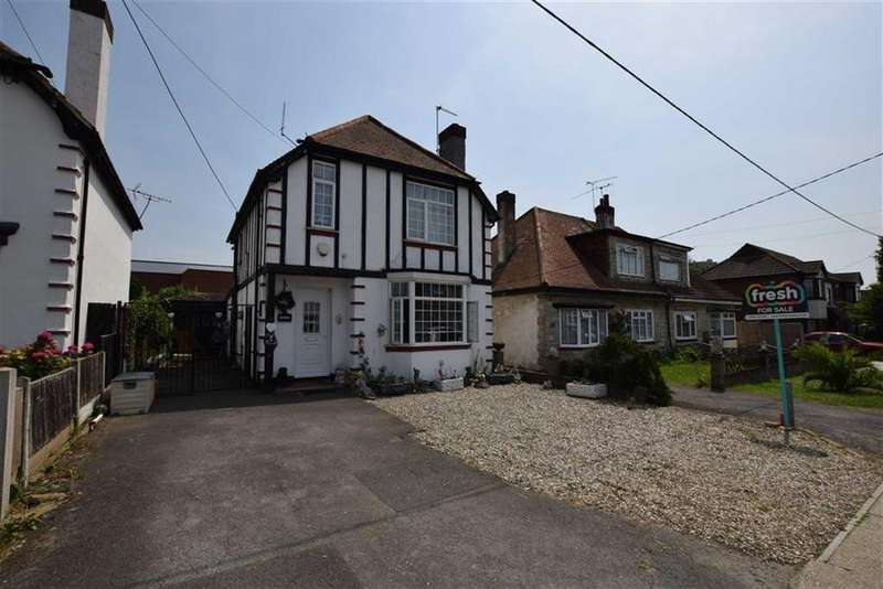 4 Bedrooms Detached House for sale in Burns Avenue, Basildon, Essex