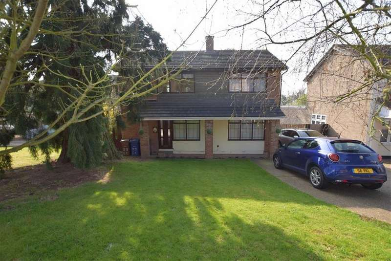 4 Bedrooms Detached House for sale in Chantry Crescent, Stanford-le-hope, Essex