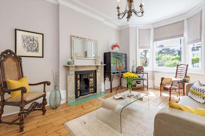 6 Bedrooms End Of Terrace House for sale in Rona Road, London, NW3