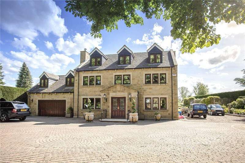 5 Bedrooms Detached House for sale in Registrars House, Woodlands Drive, Rawdon, Leeds