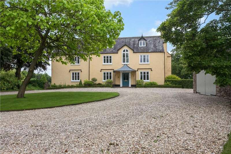 6 Bedrooms Detached House for sale in West End, Wickwar, Wotton-under-Edge, South Gloucestershire, GL12