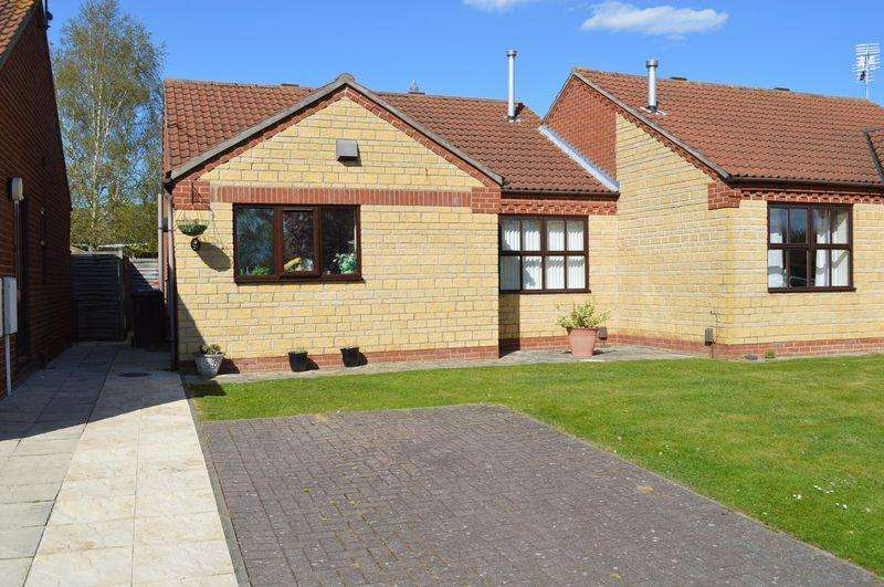 2 Bedrooms Retirement Property for sale in Meadowlake Close, Lincoln