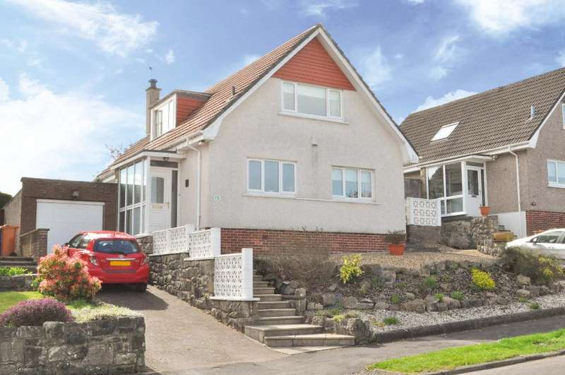 4 Bedrooms Detached House for sale in Inveroran Drive, Bearsden, East Dunbartonshire, G61 2AT