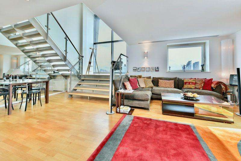3 Bedrooms Penthouse Flat for sale in The Perspective Building, 100 Westminster Bridge Road, Waterloo