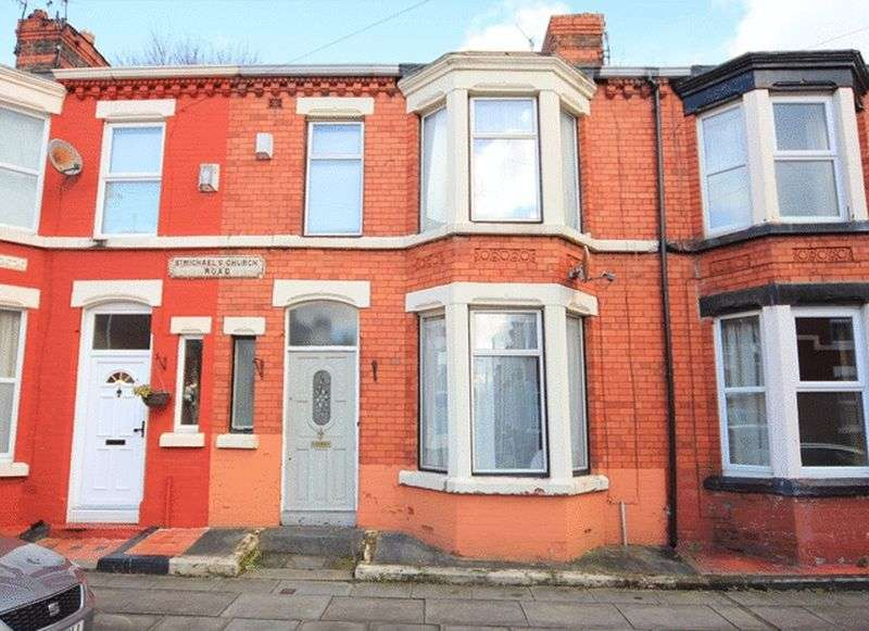 3 Bedrooms Property for sale in St Michaels Church Road, Aigburth, Liverpool, L17