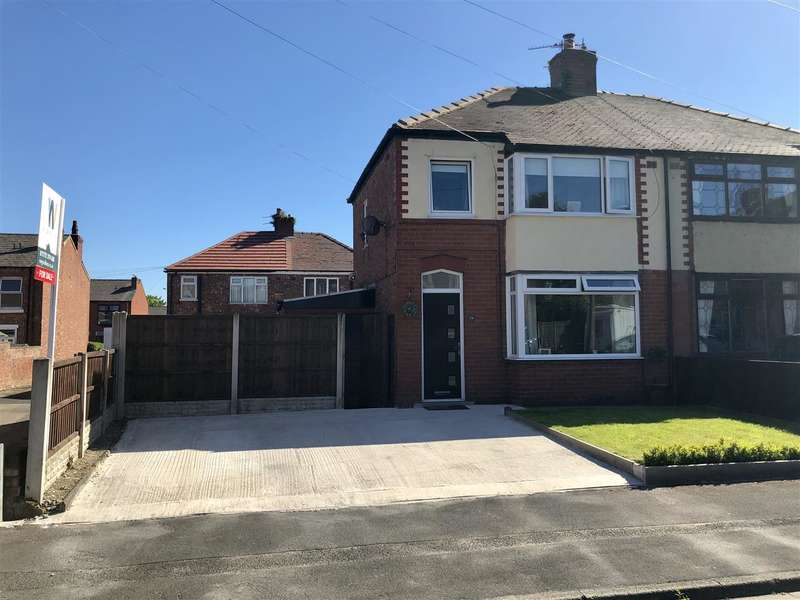 3 Bedrooms Semi Detached House for sale in Westwood Road, Leyland