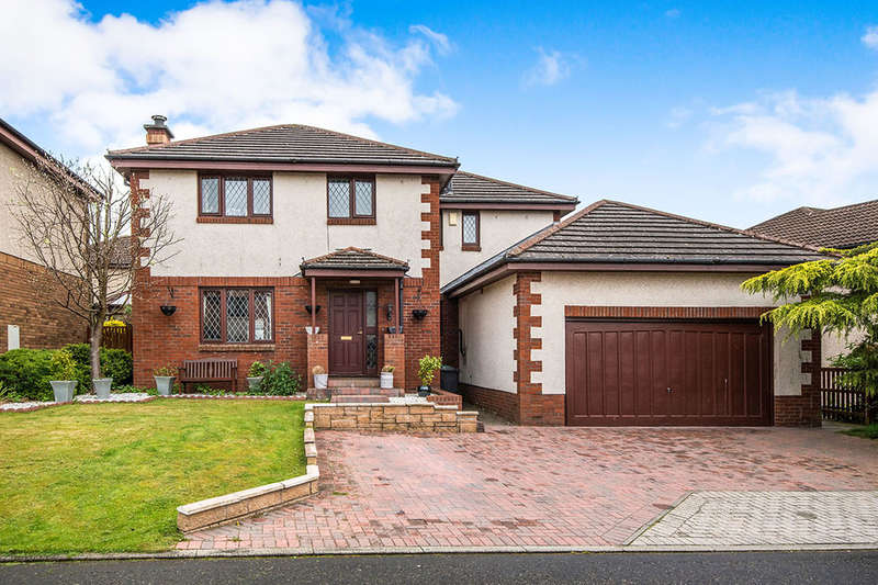 5 Bedrooms Detached House for sale in Westhall Crescent, Cairneyhill, Dunfermline, KY12