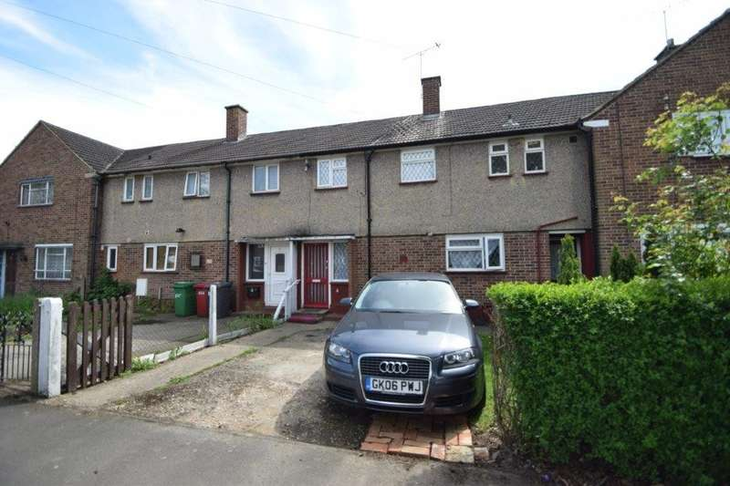 3 Bedrooms Terraced House for sale in Knolton Way, Slough, SL2