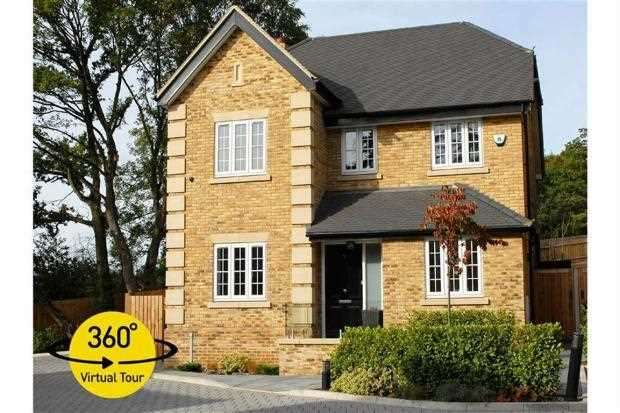 5 Bedrooms Detached House for sale in Cranberry Close, Mill Hill