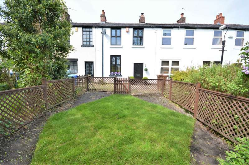 3 Bedrooms Terraced House for sale in Nelson Street, Hazel Grove