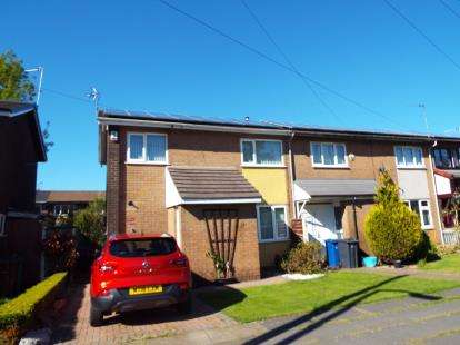3 Bedrooms End Of Terrace House for sale in Albert Road, Greater Manchester, Manchester, Greater Manchester