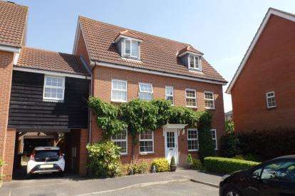 6 Bedrooms Link Detached House for sale in Ipswich, Suffolk