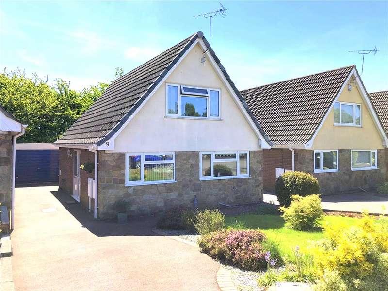 2 Bedrooms Detached Bungalow for sale in Gema Close, Allestree, Derby, Derbyshire, DE22