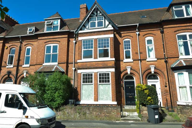 5 Bedrooms Terraced House for sale in Edgbaston Road East, Balsall Heath, Birmingham, B12